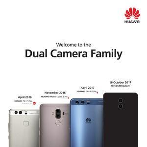 Huawei Mate 10 Teaser