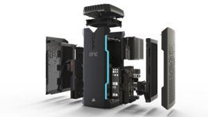 Corsair One Pro mit GeForce GTX 1080 Ti