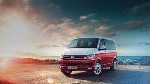 Auf Basis des T6 bauen Apple und Volkswagen einen autonom fahrenden Shuttle-Bus (Bild: Volkswagen)