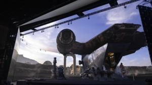The Mandalorian - ILM Stagecraft
