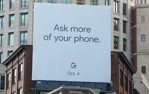Google Pixel 2 Event Teaser