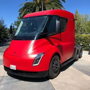 Tesla Semi | Quelle: electrek