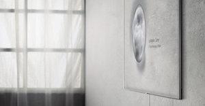 Samsung Q7F im Ambient Modus