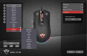 Trust GXT 900 Kudos - Software