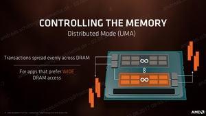 AMD Ryzen Threadripper Architektur-Pressdeck