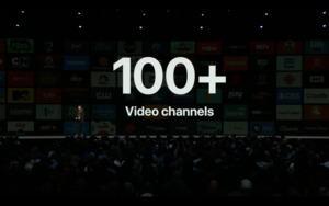 Apple WWDC 2018 - tvOS