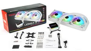LIQMAX III ARGB 360 White