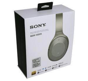 Sony MDR-1000X