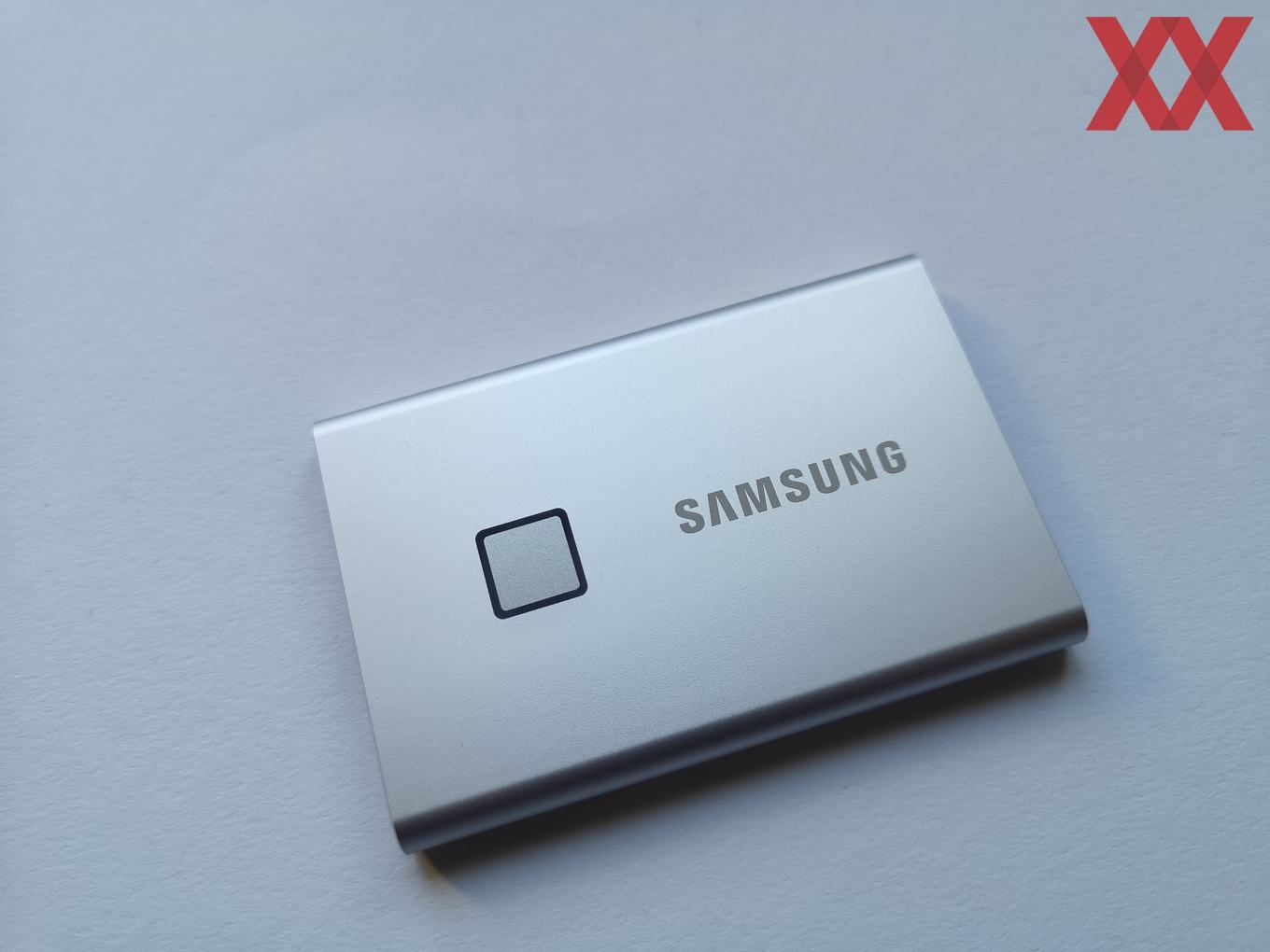 Samsung PortableSSD T7 Touch 1 TB