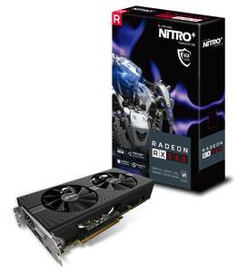 Einige Custom-Modelle der Radeon RX 580, RX 570 und Radeon RX 550.