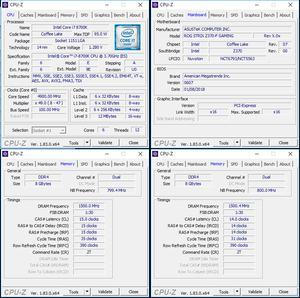 CPU- und RAM-Overclocking mit dem ASUS ROG Strix Z370-F Gaming