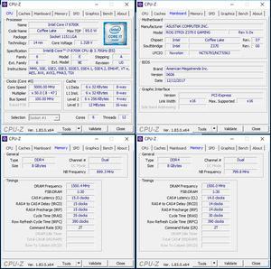 CPU- und RAM-Overclocking mit dem ASUS ROG Strix Z370-I Gaming