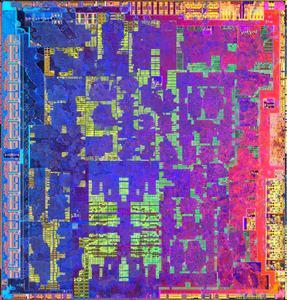 Die-Shots des NVIDIA Tegra X1