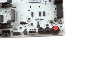 Der Onboard-Komfort beim MSI X370 XPower Gaming Titanium im Überblick.