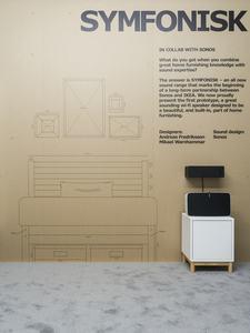 Das erste von Ikea und Sonos gemeinsame Produkt hört auf den Namen Symfonisk