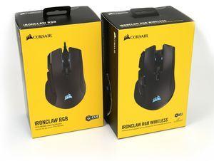 Corsair Ironclaw RGB Wireless