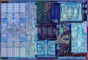 Lakefield-Prozessor von Intel (Compute Die)