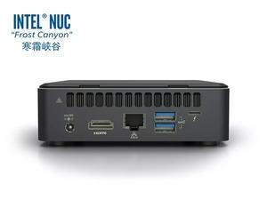 Intel NUC (Frost Canyon) mit Comet-Lake-Prozessoren