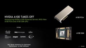 NVIDIA A100 PCIe