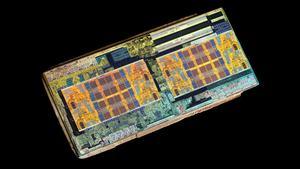 Die-Shots des Zeppelin-Dies von AMD mit Zen-Architektur