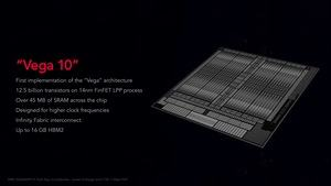 AMD Vega Tech Day Vega-Architektur Pressdeck