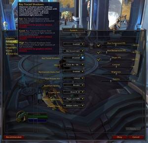 World of Warcraft: Shadowlands - Alpha mit Ray Tracing Shadows