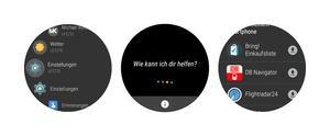 Die Michael Kors Access Grayson setzt auf Android Wear 2.0 mit allen Vor- und Nachteilen: Der Google Assistant überzeugt, App-Angebot und -Handhabung sind ausbaufähig