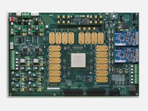 Xilinx Virtex-7 FPGA