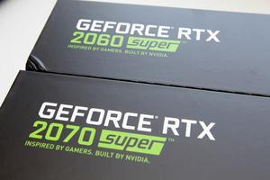GeForce RTX 2060 und GeForce RTX 2070 Super Founders Edition