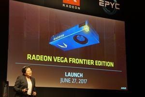 AMD zu Vega auf der Computex 2017
