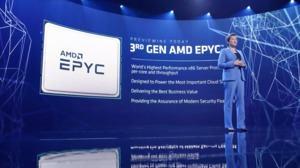 AMD CES 2021: AMD EPYC Milan