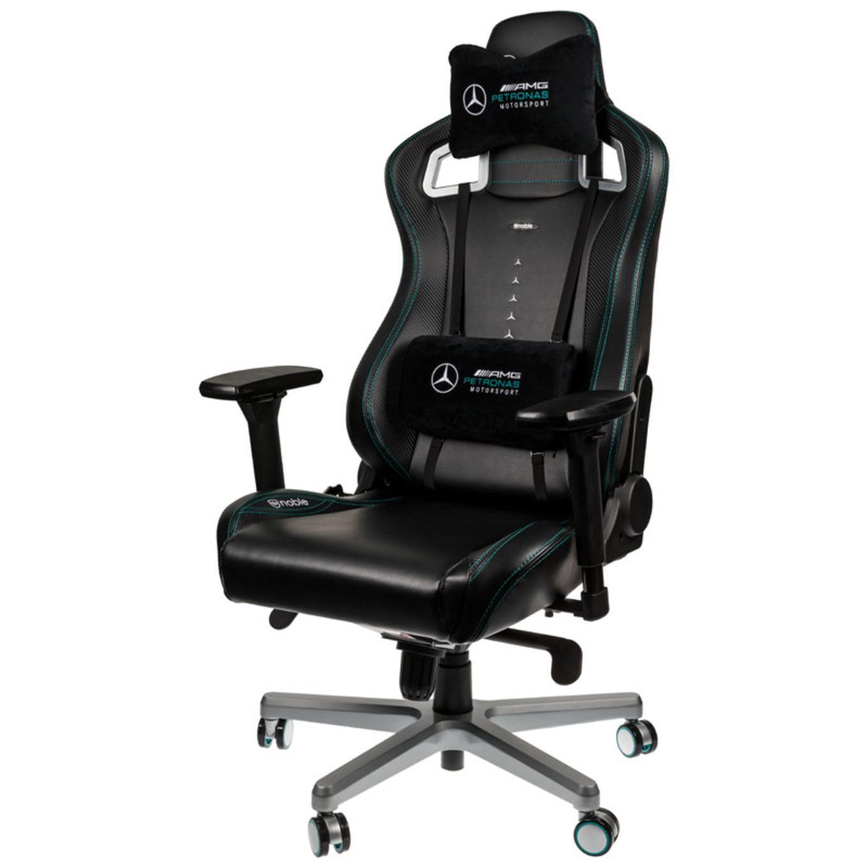 noblechairs Gaming Stuhl EPIC Mercedes AMG im Handel