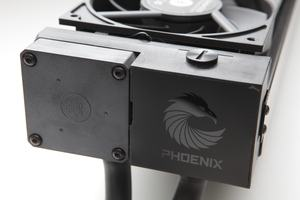 EKWB Phoenix mit LGA3647-Kühler