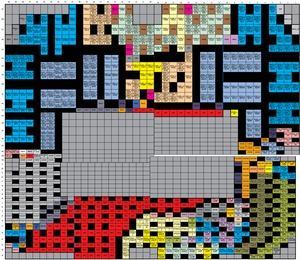 Darstellung der Pinbelegung des Sockel LGA1151 von Chrisch aus unserem Forum