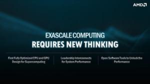 AMD und Cray bauen den Exascale-Supercomputer Frontier