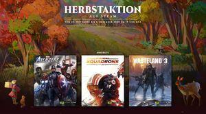 Steam Herbstaktion 2020