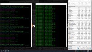 Mining-Leistung einer optimierten Radeon RX Vega 64