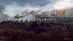 Screenshots aus dem Single-Player von Battlefield V