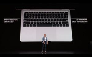 2018er-Keynote zum neuen Apple MacBook Air
