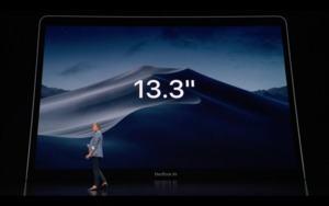 2018er-Keynote zum neuen Apple MacBook Air