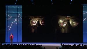 Facebook zeigt auf der F8 den Oculus Half-Dome-Prototyp