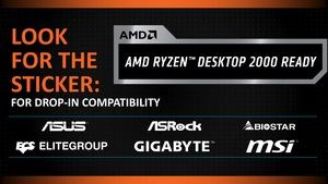 AMD CES Tech Day 2018 Ryzen Desktop Pressdeck
