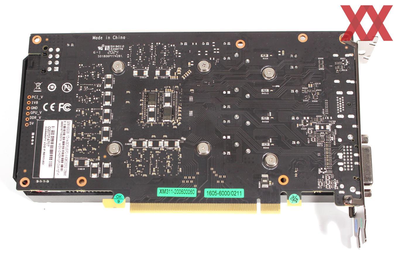 KFA2 GeForce GTX 1650 EX Plus im Test