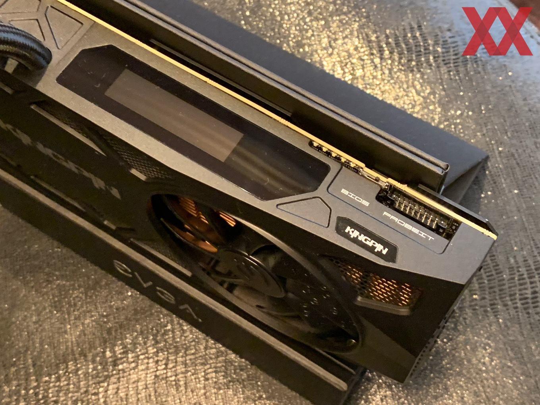 EVGA GeForce RTX 2080 Ti Kingpin zeigt sich mit AiO