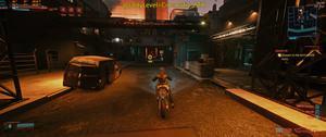 Cyberpunk 2077: Cinematic RTX