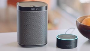 Amazon Alexa bald an Sonos-Lautsprechern