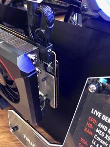 MSI Radeon RX 5700 XT Gaming X auf der Gamescom 2019
