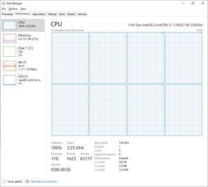 Intel Core i7-1185G7