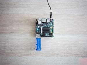 Intel Neural Compute Stick 2
