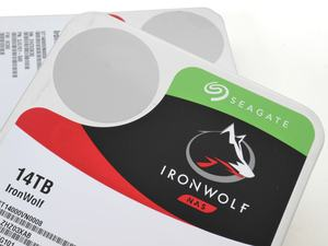 Seagate IronWolf 14TB